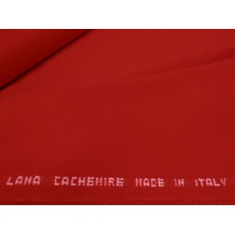 CAPPOTTO 2214 MADE ITALY ROSSO