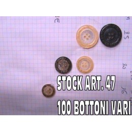 STOCK BOTTONI ART.78