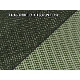 585 TULLONE RIGIDO NERO