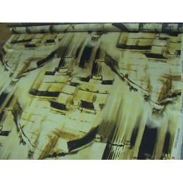 RASO SETA FLORES D101 B