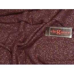 204754/3007 MAGLIA BISTRECH BORDO LUREX - C32